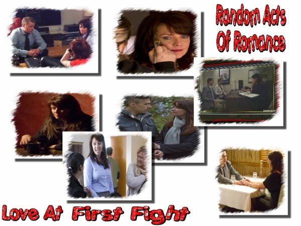 Random Acts Of Romance : Love At First Fight