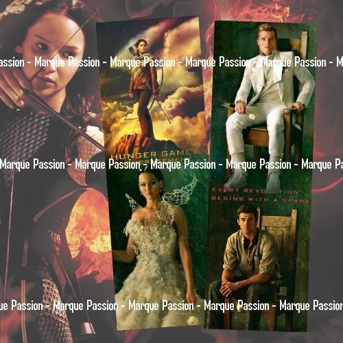 La saga Hunger Games par Suzanne Collins