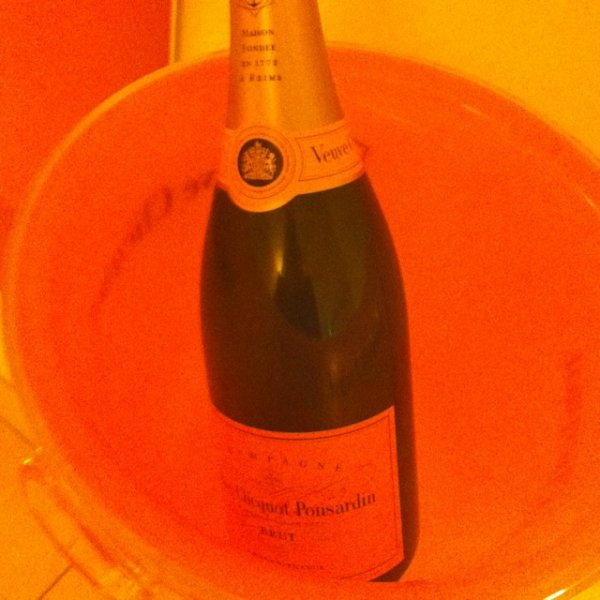 Veuve Clicquot Ponsardin in Reims