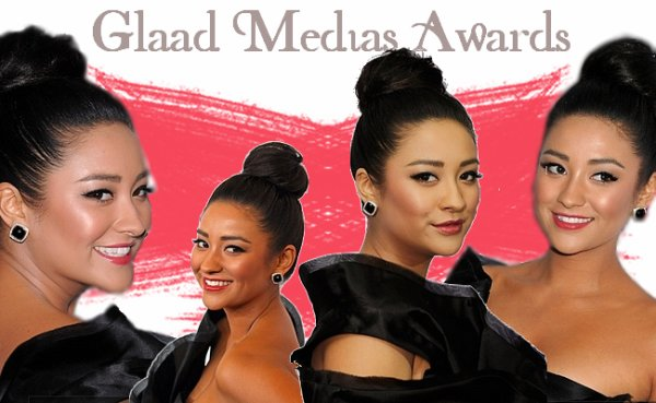 .  ♦ 10 Avril - Glaad Medias Awards ♦  .