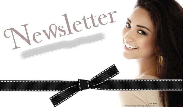 .  ♦ Newsletter : 1 com ♦  .