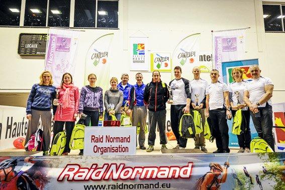 Raid normand 2014 en course - Fin