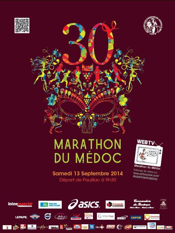 Marathon du médoc 2014