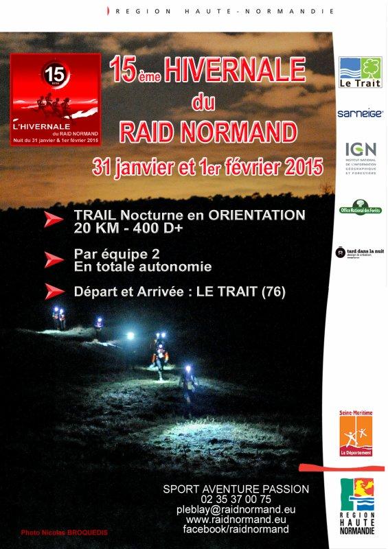 Raid Normand 2015