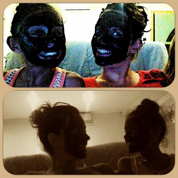 masque au soir..masque bonsoir ;)