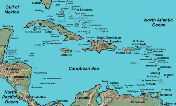 Les Caraïbes <3