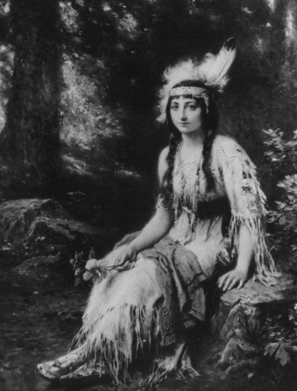 Pocahontas Matoaka