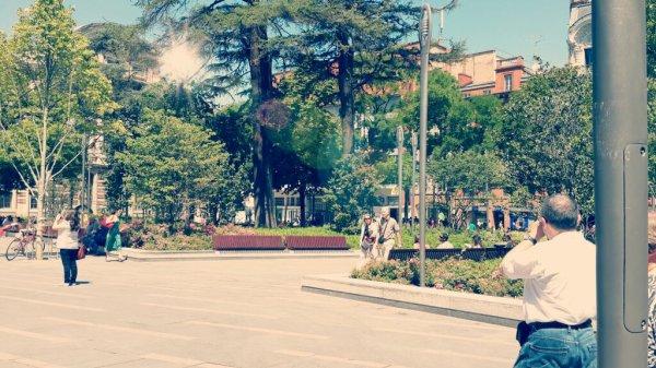 Balade au centre de Toulouse