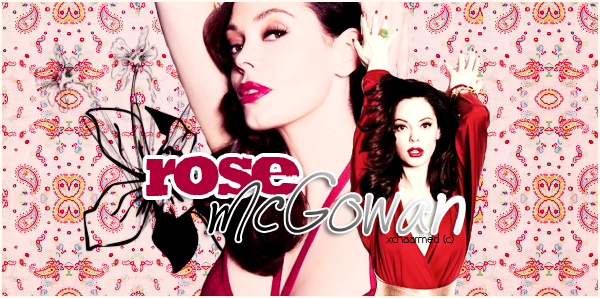 Rose McGowan as Paige Matthews - Halliwell. Création ♥