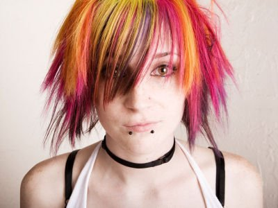 Cute Punk Hairstyles | Short Punk Hairstyles | Punk Girl Fashion | Punk Styles for Girls |