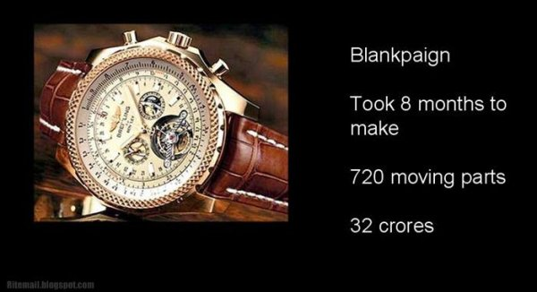 Luxury Watche | Top 10 Watches | Expensive Watches 2012 |