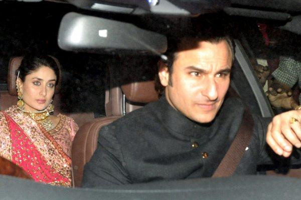 saif kareena wedding photos | Saif Kareena Wedding | saif kareenas wedding reception |
