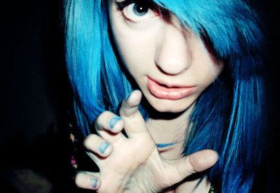 Emo Punk Indonesia | Beautiful Punk Haircut | Emo Punk Girls Hairstyles | Colorful Emo Hairstyles |