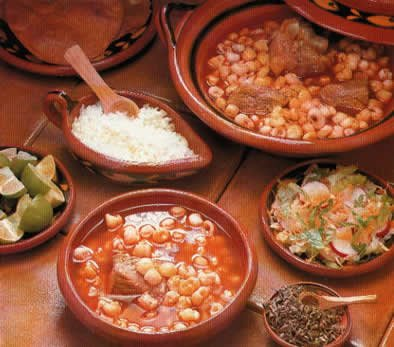 Mexican Soup Pozole | Mexican Salad | Mexican Rice Recipes | Mexican Dessert Recipes | Mexican Soup Menudo |