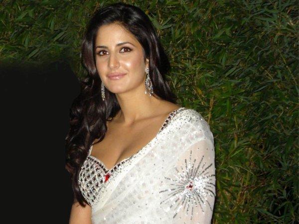 Katrina Kaif In Saree | Beautiful Katrina Kaif | Katrina Kaif Bollywood Beauty | Cute Katrina Kaif | Katrina And Akshay |