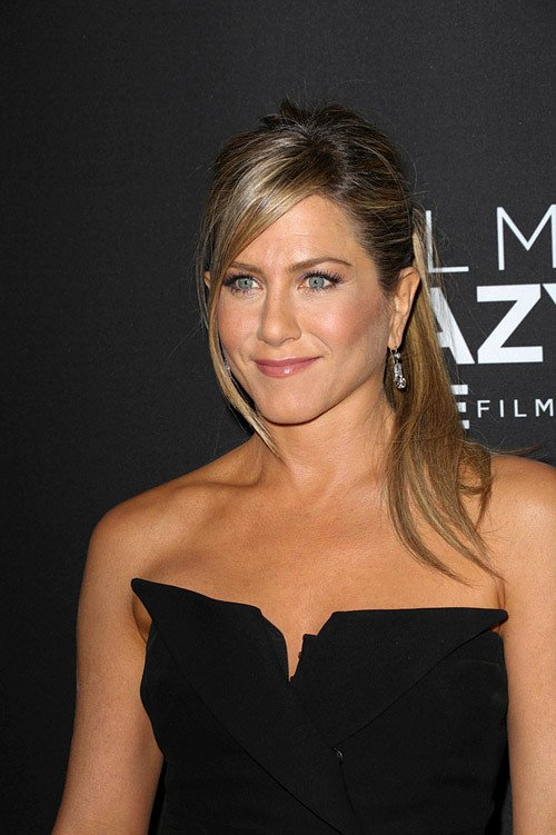 Cute Jennifer Aniston | Jennifer Aniston Hairs | Jennifer and Brad | Beautiful Jennifer Pictures |