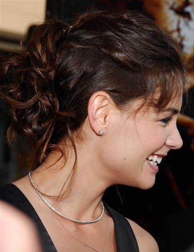 Katie Holmes Hairstyles | Beautiful Kristen Stewart | Keira Knightley Dressing | Catherine Zeta Jones |