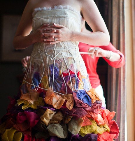 Colorful Wedding Gowns | Wedding Gowns Designs | Wedding Dresses | Wedding Gowns | Formal Wedding Gowns |