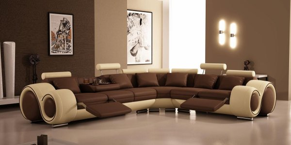 Stylish Leather Sofa | Modern Sofa Design | Sofa Style | 2013 modern sofa | Modern Italian Sofas |