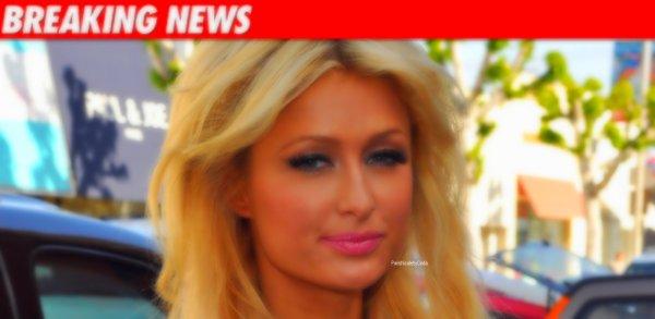 28 Août 2010, Paris Hilton arrêtée pour possession de cocaïne... et emprisonnée  !