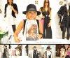 """PROMOTION  Le 08 Octobre 2010, Nicole s'est rendu au Canada à Holt Renfrew plus exactement afin de faire la promotion de sa collection ainsi que son livre """" Princeless """" dont je vous parle souvent en ce moment.  Elle a pu rencontrer ses fans et leur signer des autographes. La foule était nombreuse.   Style démontré : Blanc & Noir"""