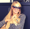 Paris Hilton - The Black jaguar and White Tiger foundation