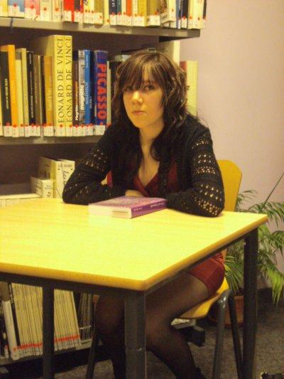 Soirée littéraire à Rochefort - Novembre 2011