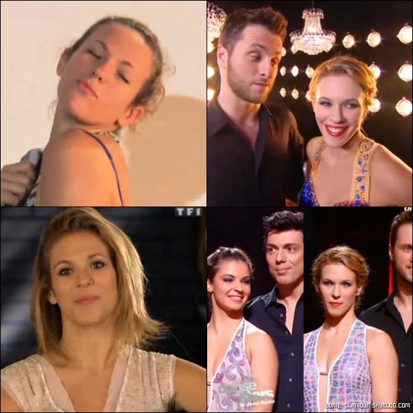 Danse avec les stars - C'est la fin pour la belle Lorie. Retrouvez les dernières danses.