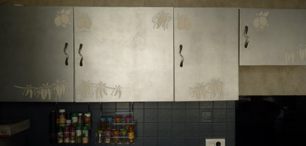 notre cuisine finie