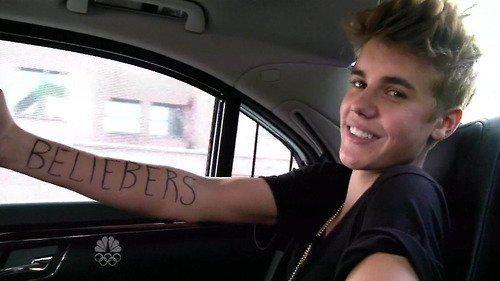 Justin. <3
