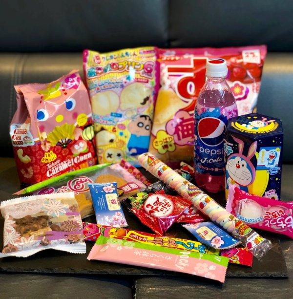 Umaibox delicious sakura