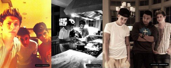 Justin Bieber : Nouvelle photos Twitter :
