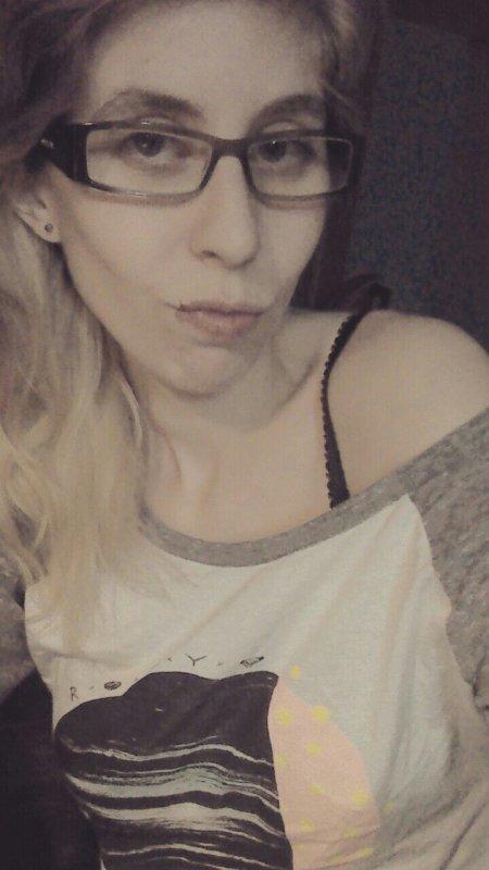 Jai des lunettes :O