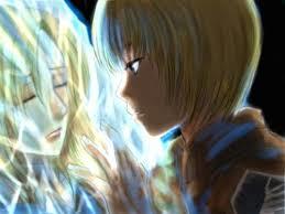 OS 2 Armin x Annie 1