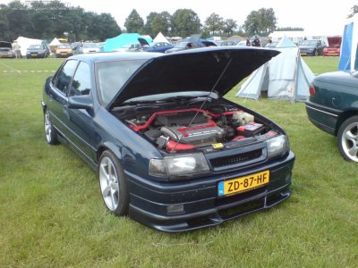 opel vectra A germann look