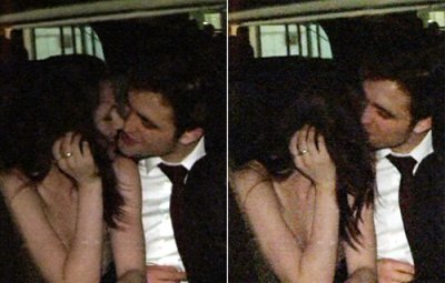 Robert & Kristen : Un couple STAR !