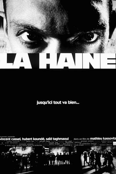 LA HAINE De Mathieu Kassovitz
