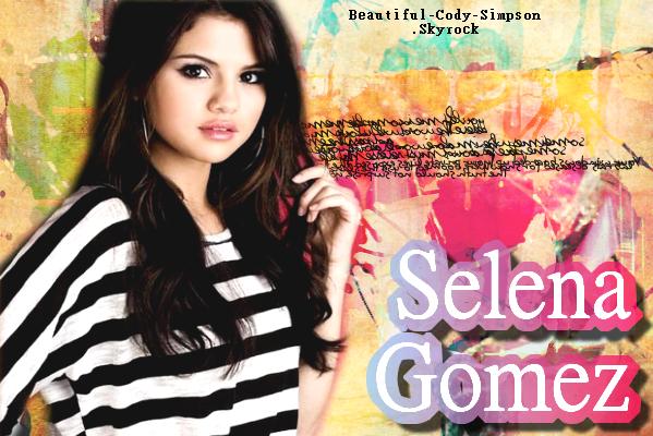 Selena Gomez ♥ Ton blog source sur Justin Bieber ! ♥ Deviens Fan ◕ Rejoins mon groupe