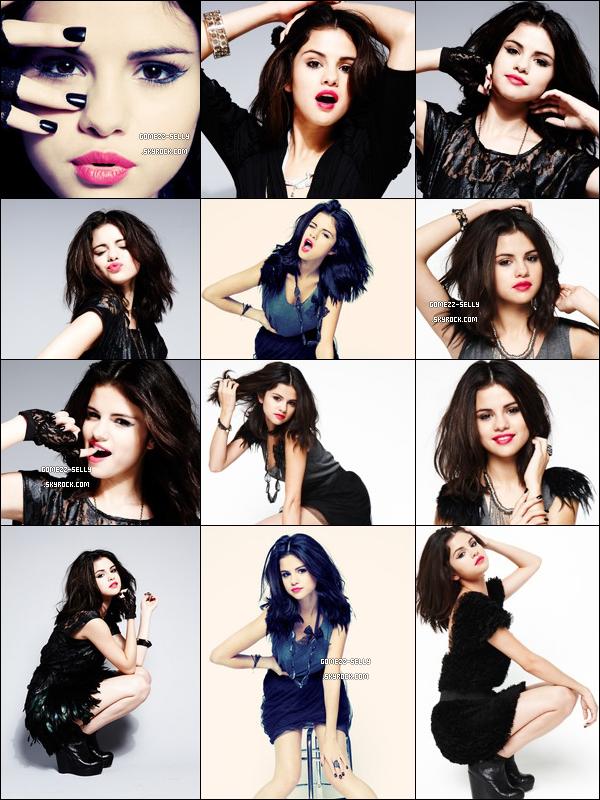 * Photoshoot :Découvrez un photoshoot datant de 2010, on y découvre une Selena plus rock.  *