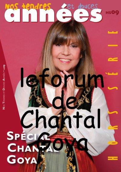 """.:! """"Hors-Série Spécial """"Chantal Goya"""""""" !:."""