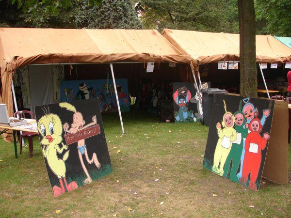 parc en fête  LES PARCS EN FETE décoration