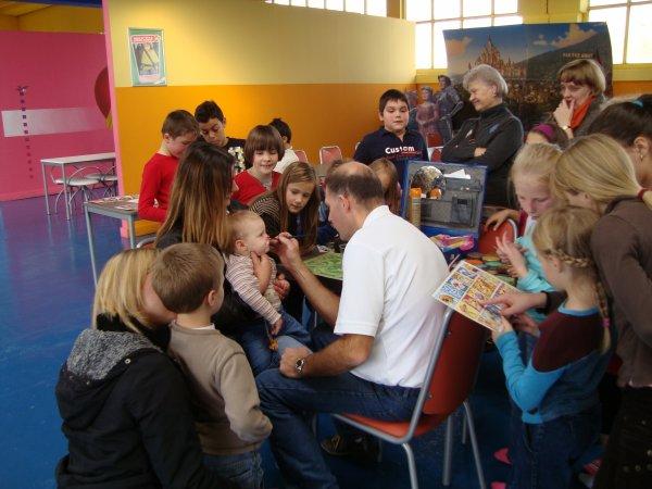 centre de jeux    MAQUILLAGE POUR LES TOUTS PETITS