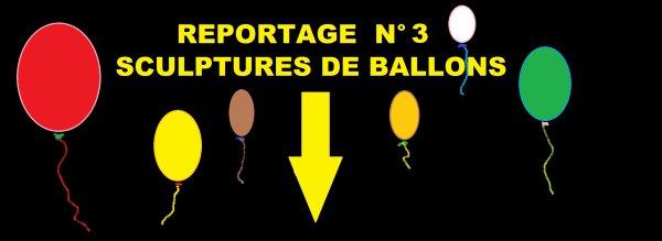 ...........PAGE SUIVANTE REPORTAGE SUR LA SCULPTURE DE BALLONS  VIA SONO BABIS.......
