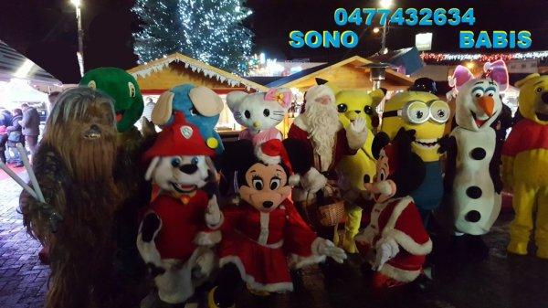 SONO BABIS C'EST 16 PERSONNAGES POUR VOS FESTIVITES 0477432634