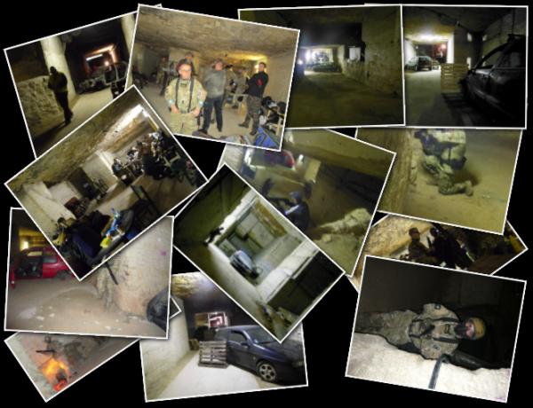 Partie en Grotte le 22 Mars 2014