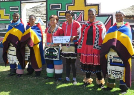 Passage en Afrique du Sud