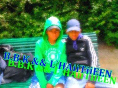 Arnaud & Lenny ( B.B.k & L'HAiiTiiEEN )