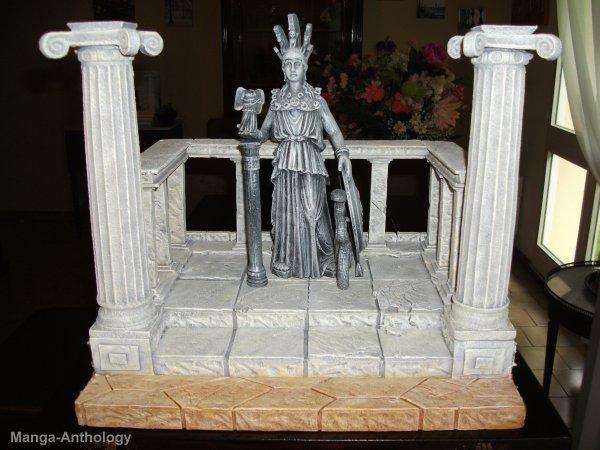 . Diorama : Saint Seiya .