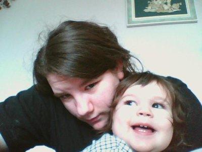 mon neveux et mwa