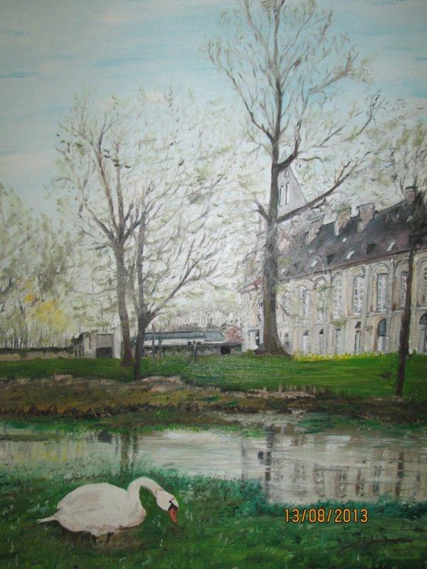 Abbaye de Longpont 02